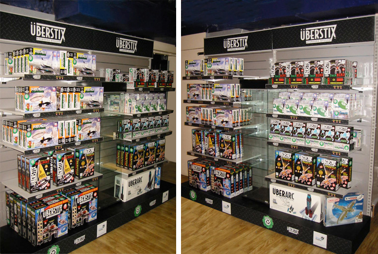 Exhibition Stand For Sale : Uberstix point of sale units exhibition stand designers full
