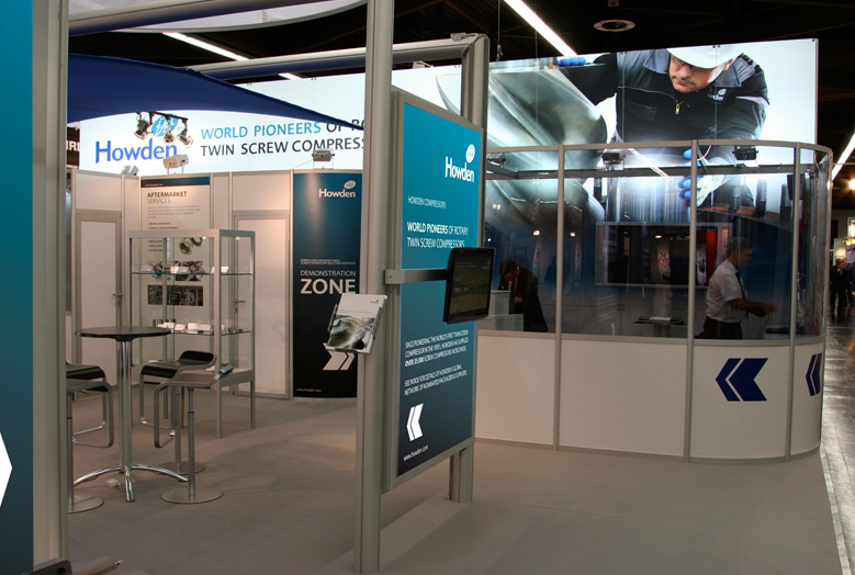Modular Exhibition Stands Zone : Howden system & modular stands exhibition stand designers full